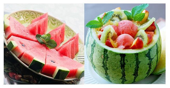 فروش ویژه هندوانه قاچ کن